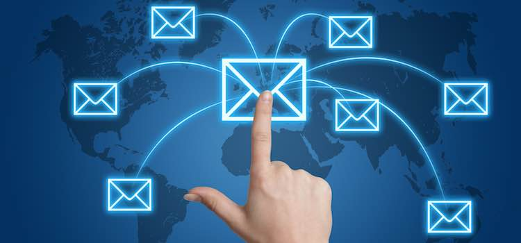 e-mail marketing, spam, publicidade