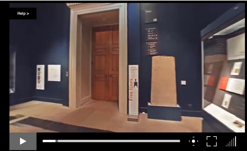 Tour virtual do British Museum