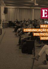 Master Class Comunicação e Marketing Político Digital - ESPM - Marcelo Vitorino