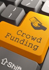 Crowd Funding Button