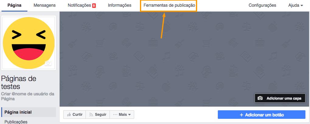 Ferramenta facebook
