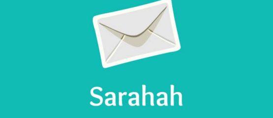 A ideia do aplicativo Sarahah é que as críticas e tenham impacto positivo